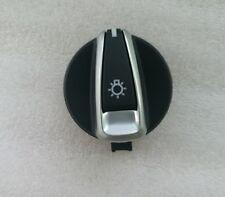 Chrome AUTO Head light Switch Button for BMW 1 E88 E82 3 E90 E91 X1 E84