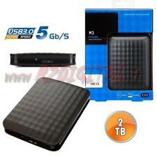 EX SAMSUNG MAXTOR M3 2TB USB 3.0 EXTERNAL HD WITHOUT SUPPLY MULTIMEDIA