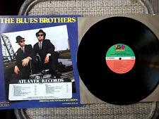 THE BLUES BROTHERS PROMO soundtrack 1980 SD 16017  RARE ! Atlantic Promotional