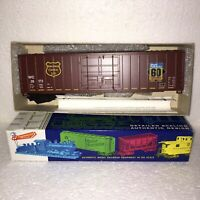 HO Roundhouse 7749 MRR MAG / WISCONSIN CENTRAL WC 50' BoxCar #26173 NEW-MINT
