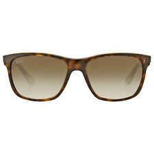 Ray-Ban Highstreet Brown Gradient Sunglasses