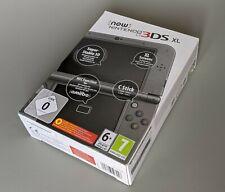 Console New Nintendo 3DS XL métallique noir NEUVE