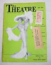 The Theatre Magazine ~ June 1959 ~ Dolores Gray