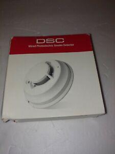 New open box  DSC  FSA-410BST  4 Wired Photoelectric Smoke Detector