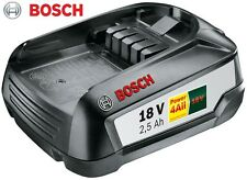 Bosch 18V-GREENTOOL PowerALL 2.5AH 18V BATTERY 1600A005B00 3165140821629 #