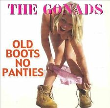Old Boots No Panties, Gonads, Good Import
