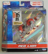 ESZ643. Voltron Legendary Defenders Metal Defender RED LION Diecast (2017)