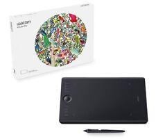 NEW! Wacom Intuos PRO Medium Wireless Digital Graphic Tablet Black (PC & Mac)