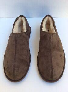 UGG Australia SCUFF ROMEO II Suede Slippers #5650 MEN US Size 13