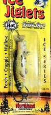 Northland Fishing Tackle 2 in Moxie Minnow Spoon Jig Golden Shiner 59463