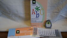 Cricut Cartridge - LYRICAL LETTERS - Gently Used - Complete!