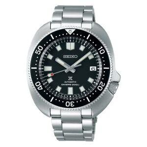 Seiko Prospex Turtle IE Reissue Full Stainless Steel 42.7 mm Watch SPB151J1