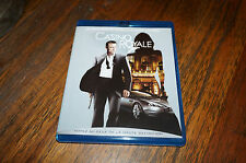 BLU RAY JAMES BOND 007 DANIEL CRAIG CASINO ROYALE COMME NEUF