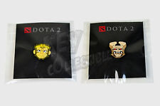 DOTA2 DOTA 2 TI6 ***ULTRA-RARE*** MONKEY KING AND PITLORD EMOTICHARMS FROM TI6