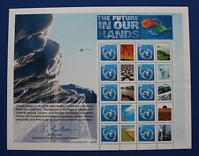 United Nations (S20) 2007 Climate Change Personalized Sheet
