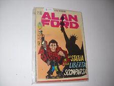 ALAN FORD ORIGINALE NUMERO 103 FIRST EDITION EDITORIALE CORNO PRIMA EDIZIONE!!!