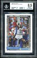 Shaquille O'neal Rookie Card 1992-93 Topps #362 BGS 8.5 (8.5 9 8 9)