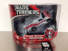 Transformers The Movie Rescue Ratchet Voyager Class New Sealed