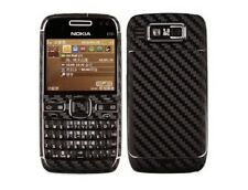 Skinomi Carbon Fiber Full Body Cover + LCD Screen Protector Film for Nokia E72