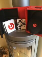 Dr Dre Beats Solo Hd Blue . Genuine Beats in Superb Condition with Original Box.