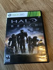 Halo: Reach (Microsoft Xbox 360, 2010) Cib Game VC1