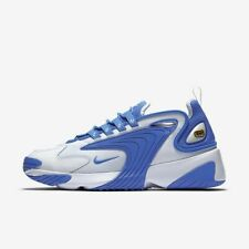 Nike Zoom 2K Size 9 Men's Trainers Blue White Shoes