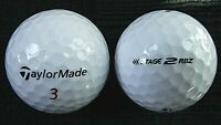 """10 TAYLORMADE - """"STAGE 2 RBZ"""" - Golf Balls - """"PEARL"""" Grade."""