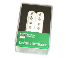Seymour Duncan TB-14 Custom 5 White Trembucker Bridge Pickup 11103-84-W