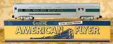 American Flyer Green Baggage and Club Car #960G in Original Box