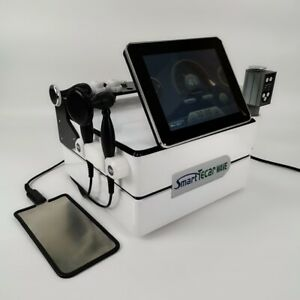 3in1 Monopolar CET RET Smart Tecar RF+EMS+Shock Wave Muscle Stimulation Machine