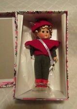 """GINNY DOLL MISS 2000 REVISITED  8""""  DOLL WITH BOX  #9HP2OO  HI I'M GINNY"""