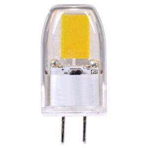Satco 3w G6.35 LED 12v 5000K Natural Light lamps
