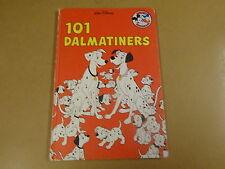 BOEK WALT DISNEY / 101 DALMATINERS