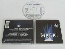 MAGIC/SOUNDTRACK/ENRICO GARZILLI(VIRGIN 261 544)CD ALBUM