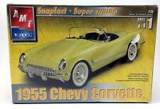 AMT/ERTL 55 Chevy Corvette 1/25 Snapfast Kit  #31950 new/sealed