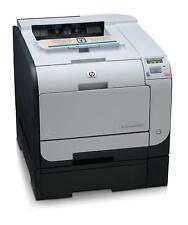 HP Color LaserJet CP2025DTN unter 20.000 Seiten mindestens ca. 50% Toner LAN