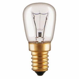 Backofenlampe Glühbirne 40W E14 Glühlampe 40 Watt ST26 Röhre 300° Doppelwendel