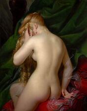 Drahonet Alexandre Female Nude Print 11 x 14  #4912