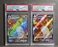 PSA 10 Pokemon Charizard Vmax Full Art Secret Rare Champion Path 074/073 020/189