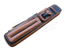Champion Instroke Cases soft Cue bag Leather 4x8 Pool Cue Case (4 BUTT 8 SHAFT)