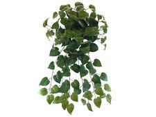 "PHILO Leaves Hanging Bush 25"" Artificial Silk Plant Greenery 8003"