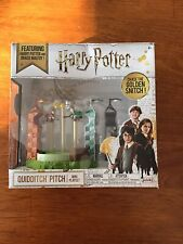 Harry Potter Quidditch Pitch Arena Mini Playset Box Damage
