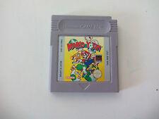 Mario & Yoshi  para GAME BOY CARTUCHO Nintendo.