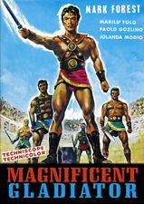 The Magnificent Gladiator [New DVD]