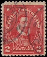 "CHILE 99 (Mi95) - Pedro de Valdivia ""1911 Printing"" (pa75664)"