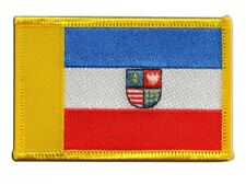 Polen Woiwodschaft Heiligkreuz Aufnäher Flaggen Fahnen Patch Aufbügler 8x6cm