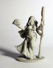 1 x JADE FIRE SHAMAN - BONES REAPER figurine miniature rpg lost valley 44633