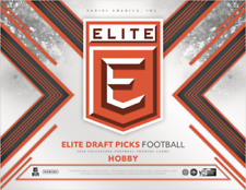 2018 Panini Elite Football - INSERTS PARALLEL SERIAL NUMBERED - Pick Your Card