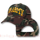 US Military Armed Forces Cap Hat USA Army Navy Marines Air Force Veteran