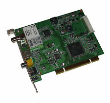 Hauppauge wintv Nova-S-plus 92001 LP Rev c1b1 PCI tarjeta de TV * 12